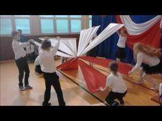 Taniec - apel z okazji 3 maja - YouTube