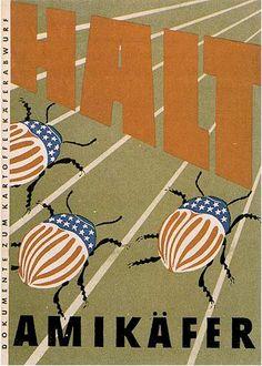 Gerüchte über den feindlichen Abwurf von Kartoffelkäfern, 4. Juli 1940  Der Sicherheitsdienst der SS berichtet in seinen Meldungen aus dem Reich, da mehrfach beobachtet worden sei, dass in letzter Zeit vor allem ländliche Gebiete angegriffen wurden, sei das Gerücht entstanden, die Engländer würden Kartoffelkäfer1 abwerfen (um die deutsche Landwirtschaft zu schädigen). An einer Stelle habe man abgeworfene Grasbüschel mit Kartoffelkäfern gefunden, die die Polizei sofort vernichtet habe.