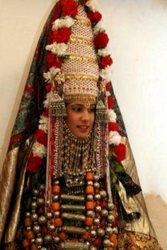 Jewish Yemenite bride | Photographer unknown
