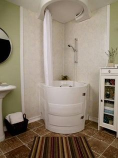 walk in bathtub tall | Walk in bathtubs Safe tub and shower with a hydro message, heat, and ...