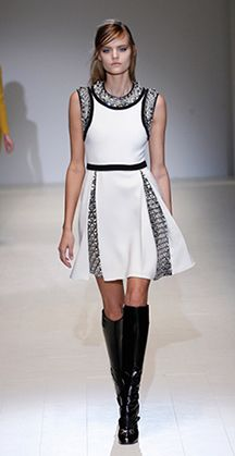 Gucci - women's fashion show fw 14-15