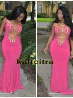 44a3c9cde89 Rumah Kaftan Citra Mermaid Prom Dresses