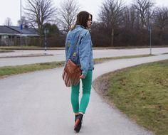 Levi's vintage jacket ♡ (by Emmi/Fashiontwisted Malmberg) http://lookbook.nu/look/3229603-Levi-s-vintage-jacket