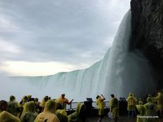 Photo of the Week: The Majesty of Niagara Falls - Tripologist