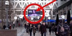 Smart advertising about domestic violence, billboard changes image as you look at it [article and video] - urbanisation, society, social issues, men and women