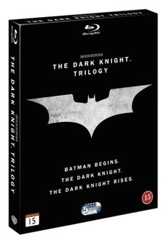 14,95€. Batman: The Dark Knight Trilogy (DVD tai Bluray)
