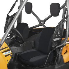 Classic UTV Bucket Seat Cover Yamaha Rhino Black