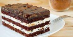 Recept: Olcsó és finom tejfölös süti! Imádni való finomság a legegyszerűbben! Vanilla Bean Cakes, Easy Vanilla Cake Recipe, Easy Cake Recipes, Apple Recipes, Sweet Recipes, Cake Bars, Ice Cream Recipes, Sweet Desserts, Winter Food