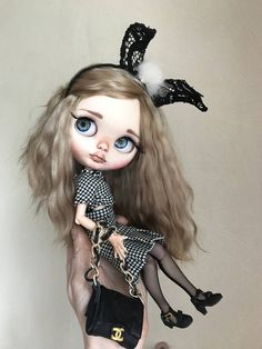 Doll For Sale OOAK zakázku Blythe panenka Lora by