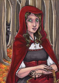 Little Red Riding Hood by Lynne Anderson [©2015]