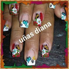 Uñas Diana