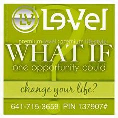 What if this is the sign you're waiting for? Kathleen2518.le-vel.com