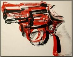 The Revolver by Andy Warhol