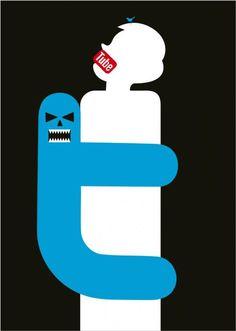 Anti social - Noma Bar