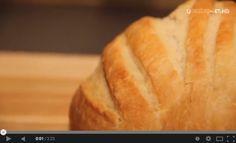 Házi fehér kenyér - videó - Karcsi konyhája