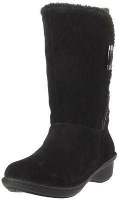 AK Anne Klein Sport Women's Kresent Boot,Black,7.5 M US. http://wholesalebootsnshoes.com/2014/10/03/ak-anne-klein-sport-womens-kresent-bootblack7-5-m-us/