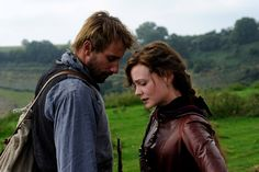 far from the madding crowd - Matthias Schoenaerts and Carey Mulligan (2015)