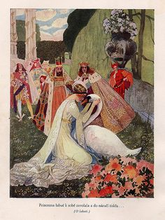 Fairy Tales Of Božena Němcová by josefskrhola, via Flickr