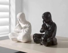 Figuras Decorativas : Modelo SHAOLIN