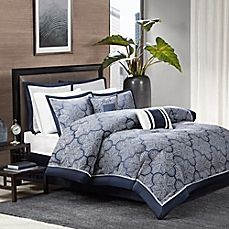 image of Madison Park Medina 8-Piece Comforter Set