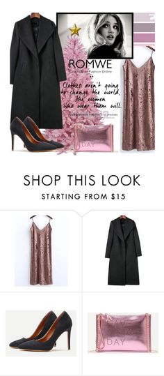 """ROMWE 10/VII"" by saaraa-21 ❤ liked on Polyvore featuring romwe"