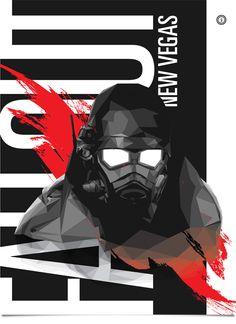 post-apocalyptic, future warrior, helmet, armor, military, dystopia, Fallout, New Vegas