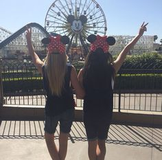 Disneyland with my Best Friend on earth!!!