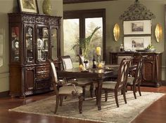 Discover unique dining room furniture options at Hickory Furniture Mart. Enjoy a wide variety of dining room sets, tables, chairs & dining room hutches. Apartment Dining Room, Wynwood Furniture, Dining Room Design, Dining Room Table, Dining Room Furniture, Furniture, Formal Dining Room Sets, Hudson Furniture, Dining Table Legs