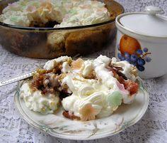 W Mojej Kuchni Lubię.. : crumble śliwkowe z bitą śmietaną...