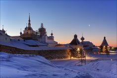 Solovki - the harsh winter Beauty of the North 04