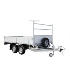 BW plateauwagen