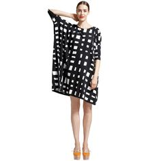 Ristiin dress by Marimekko.