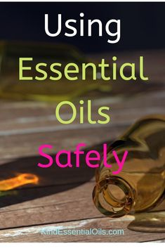 Find all the information you need to use essential oils safely. Safety is important when using these powerful oils and helps ensure you get the most healing benefits from your essential oils.