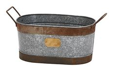 Deco 79 Iron Ice Bucket * Details can be found by clicking on the image. (Amazon affiliate link)
