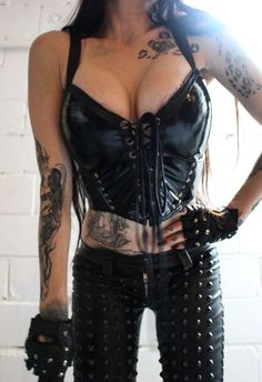 Image of TOXIC VISION Moonlight bustier
