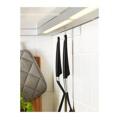 UTRUSTA Luce LED piano lavoro/alimentazione  - IKEA