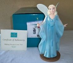 You Choose: WDCC's Blue Fairy from Pinochio or Fairy by OfMyShelf