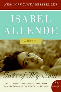 Allende at her best.  She makes historical fiction (about South America) juicy and empowering.