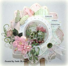 Stencil Diy, Stencils, Shaped Cards, Marianne Design, Doilies, Floral Wreath, Paper Crafts, Joy, Wreaths