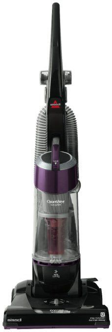 BISSELL 9595A Vacuum with OnePass -Best Cheap Corded Vacuums Under $100. Comes with Cyclonic System and OnePass Technology.