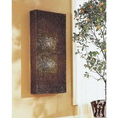 Wicker Partition Lamp Retail    $349 Our Price  $199