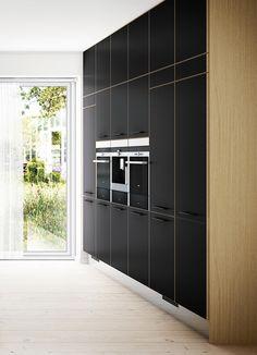 A la Carte -keittiöt, Alone. | #keittiö #kitchen