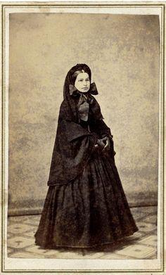 "Copyright Ann Longmore-Etheridge Collection. ""Jas. E. Canfield, Photographers, 322 Warren Street, Hudson, N.Y."""