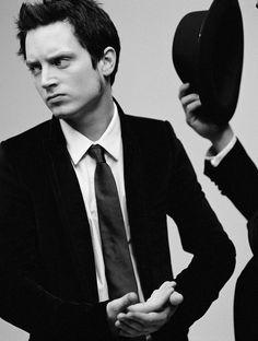 Elijah Wood | Suit up  #PawnShopChronicles #pawnshop