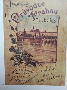 Průvodce Prahou a okolím (zdroj: Praha/Prague/Prag)