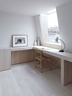 Minimalist Home Interior Design Minimalist home design, with very little and simple furniture, has impressed many people. Many a time the way we value our home, the way we furnish and decorate a ho… Interior, Home, Workspace Inspiration, Fredericia Furniture, House Interior, Home Interior Design, Minimalist Furniture Design, Minimalist Home, Furniture Design