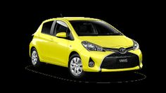 Yaris is a very clever car. Take a test drive at Peter Kittle Toyota - Para Hills West. My Dream Car, Dream Cars, Toyota New Car, Car Rental, My Ride, Vehicles, Yellow, Google, Car