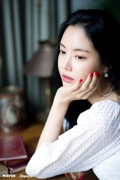 Son Na Eun Apink❤180711 Naver x Dispatch news photo