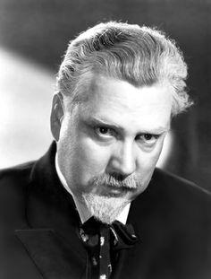 Nigel Bruce. He did more than play Dr. Watson to Basil Rathbone's Sherlock Holmes.