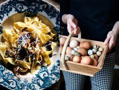 Fennel, radicchio, and lemon butter niosette pasta | Manger
